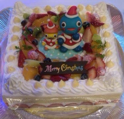 みやたんケーキ1