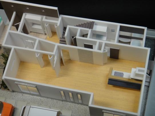 櫻井邸1階