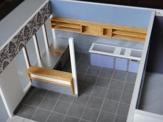 キッチン展示ルーム