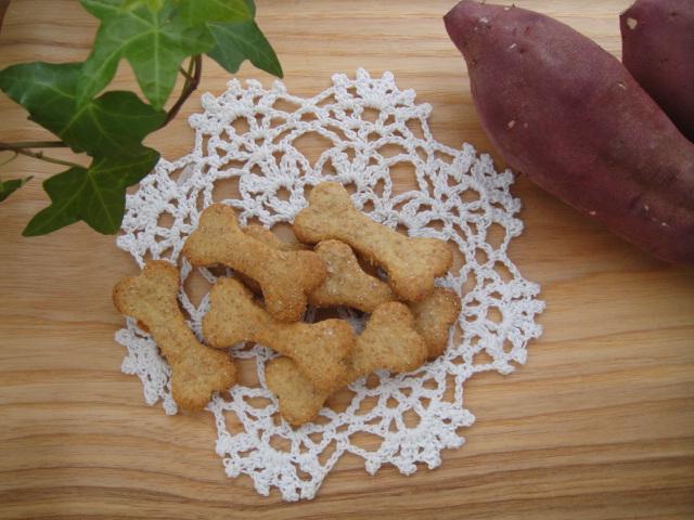 おさつクッキー
