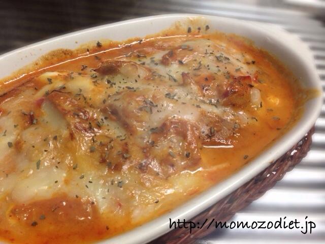 タイカレーチーズ焼き