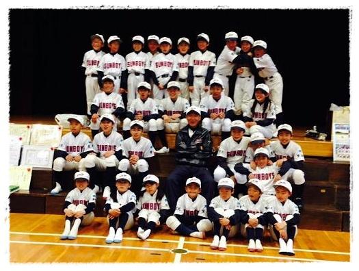 卒団式20150301