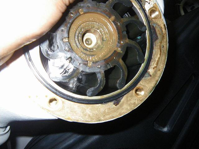 キャタピラーC32アサート マリンディーゼルエンジン