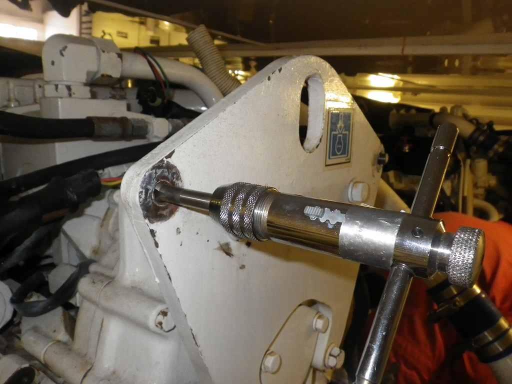 CAT-C30, キャタピラーマリンディーゼルエンジン