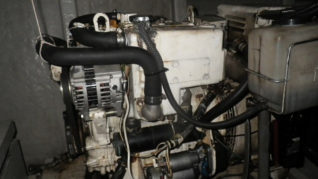 KOHLER 9KW発電機