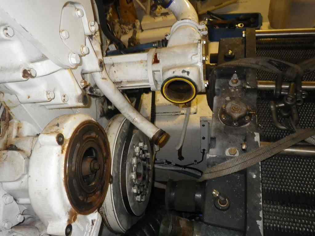 CATERPILLER-C32Disel Engine
