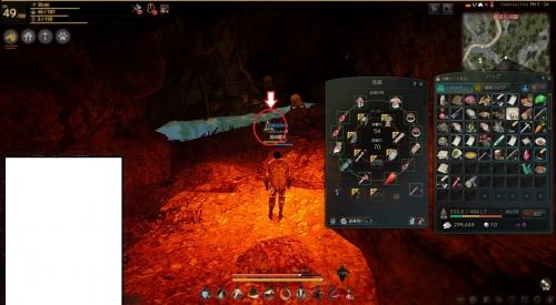 秘密の洞窟10w
