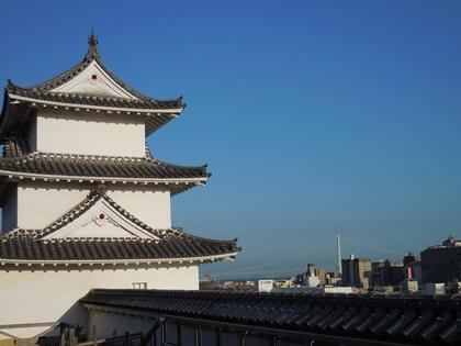 巽櫓と大橋