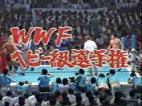 WWFヘビー級選手権試合