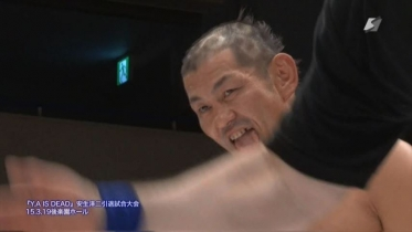 鈴木はこの表情