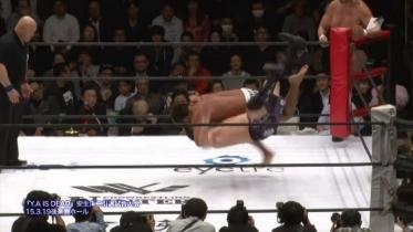 菊田が払い腰で迎撃すると、