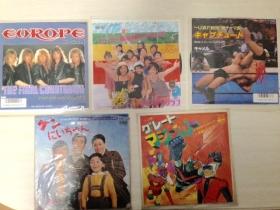 昭和のレコード達ノンジャンル