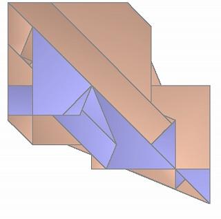 カモノハシ展開図2