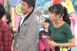【エロ画像】小島瑠璃子のEカップおっぱい自己主張強すぎwwww