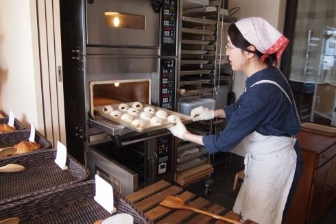 天然酵母パン ふらっと