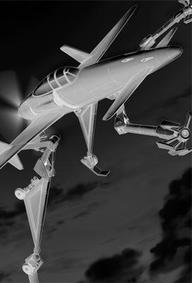 飛猟機 蒼風