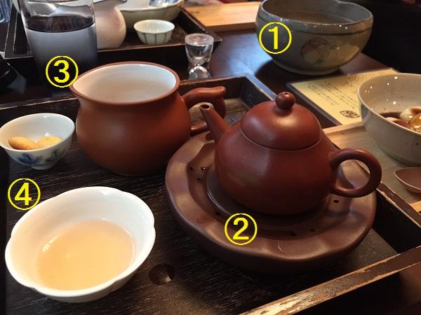 台湾茶あっぷ番号付き