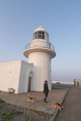 302灯台散歩
