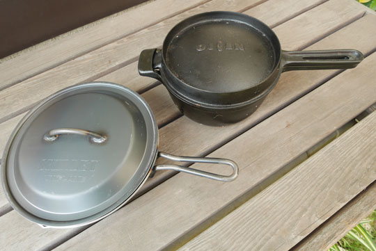 002スキレットとオーブン