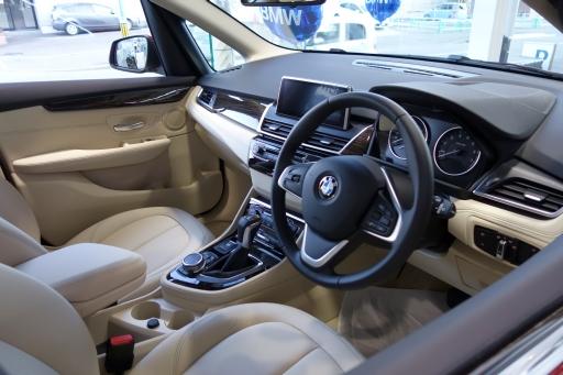 BMW 2 シリーズ アクティブ ツアラー