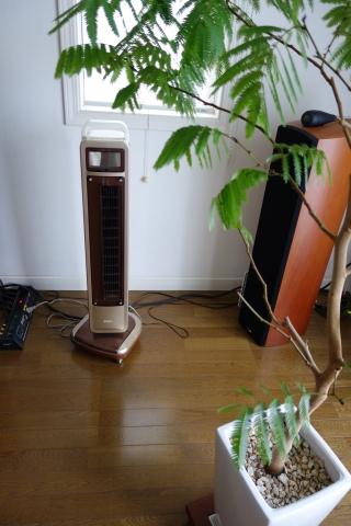 タワー型 扇風機