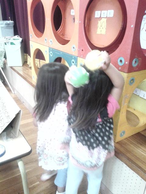 幼稚園お遊び