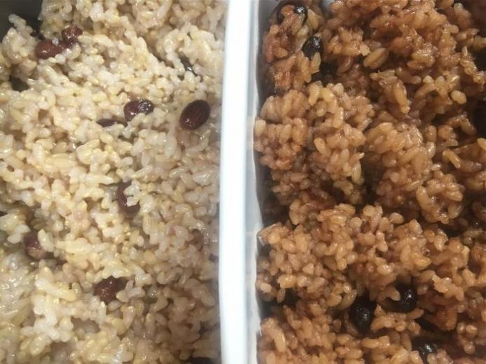 遅ればせながら酵素玄米生活始めました。_1