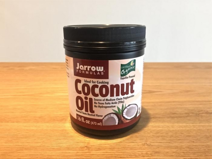 Jarrow Formulas, Organic, Coconut Oil, 16 oz (454 g) $8.37