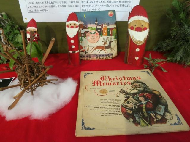 クリスマスレコードなど
