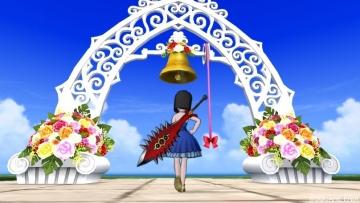 ブルーマリッジ島の鐘をならせ!