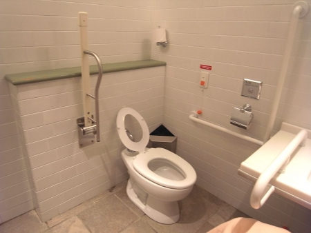 ホグワーツ城トイレ