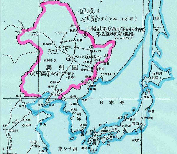 20150522 満州国