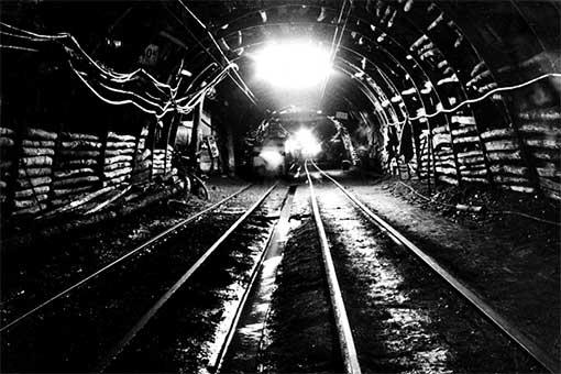軍艦島の海底炭鉱