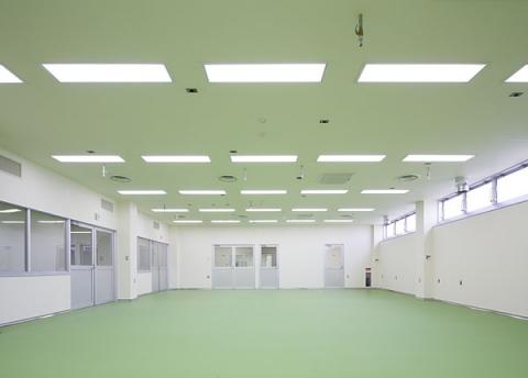 13172011_アサヌマコーポレーション相模原工場L棟増築工事_2階_乾式・落雁プレス室