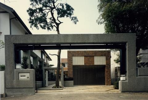 盆栽村の家blg