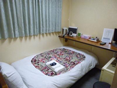 定宿になりつつあるステーションホテル大塚