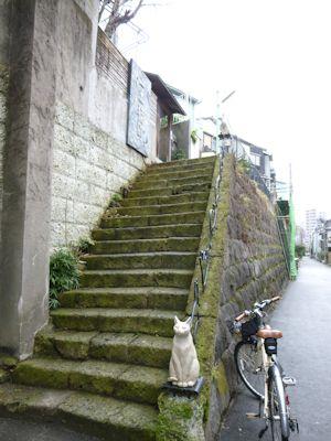 ギャラリー猫町に到着