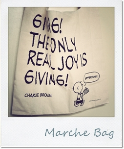 Snoopy Marche Bag1