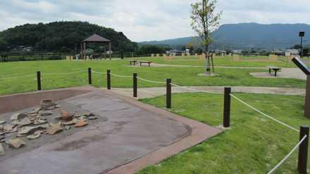 遺跡公園風景