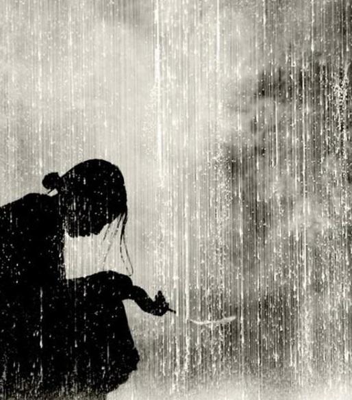 雨 絶望 悲嘆
