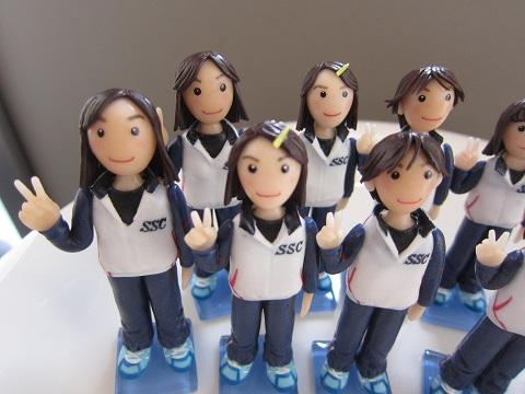 スイミング人形5