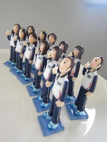 スイミング人形2