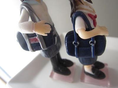 バッグ付き女子中高生5
