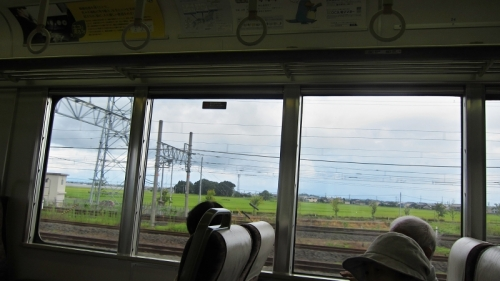IMG_4158 新快速 姫路行き クハ222ー1001