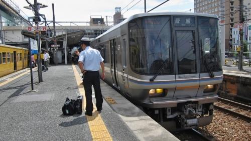 IMG_4198 相生駅にて並び