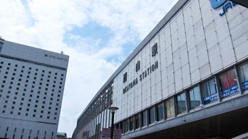 IMG_4224 岡山駅 外