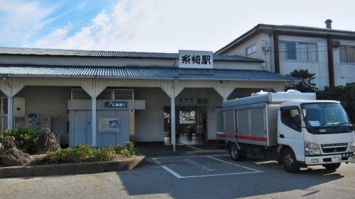 IMG_4251 糸崎駅前