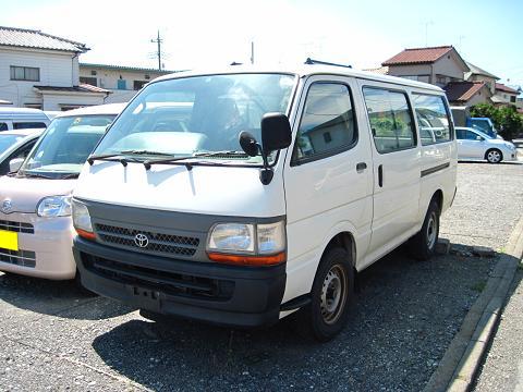 トヨタ・ハイエース(4代目)C