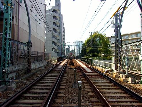 京急本線の横浜第2踏切@横浜市西区 g