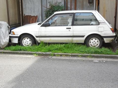 トヨタ・カローラFX(初代)
